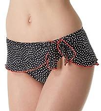 Lise Charmel Antigel La Dolce Riva Bikini Skirted Swim Bottom (EBA0889)
