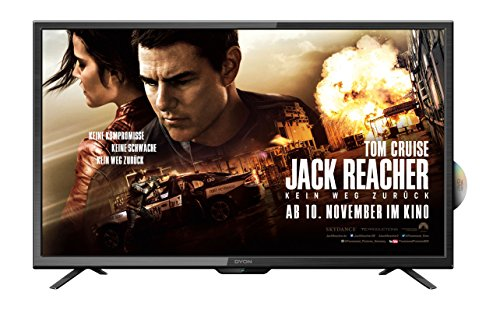Dyon Sigma 40 Pro 101,6 cm (40 Zoll) LED Fernseher (Full-HD, Triple Tuner, DVB-T2 H.265/HEVC, DVD)