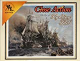 COA: Close Action, the Age of Fighting Sail, Boardgame [Ziplocked]