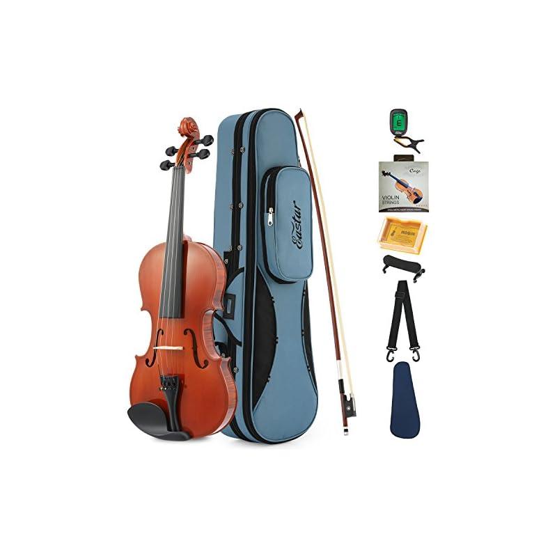 Eastar EVA-1 1/2 Natural Violin Set For
