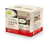 bibigo Korean Beef Bone Broth Soup, Ready-to-Eat, 17.6 Ounce (6-Pack) For Sale