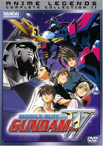 Mobile Suit Gundam Wing - Complete Collection 2
