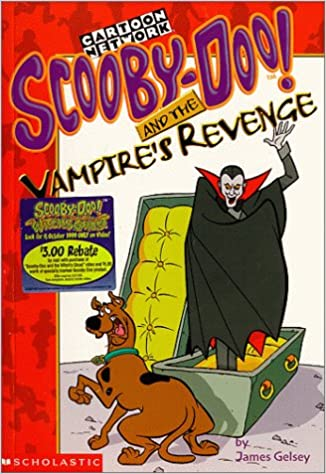 Scooby Doo! and the Vampire's Revenge (Scooby-Doo Mysteries,