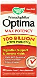 Nature's Way Primadophilus Optima Max Potency 100 Billion Vegetarian ...
