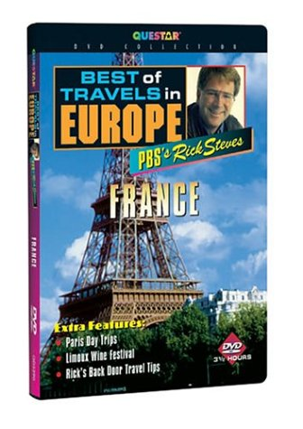 Rick Steves Best of Travels in Europe - France (Best Of France Travels)