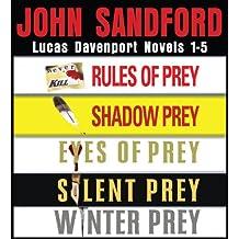 John Sandford Lucas Davenport Novels 1-5 (A Lucas Davenport Novel)