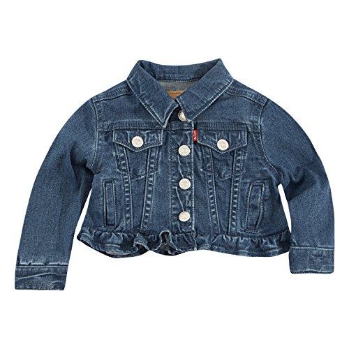 Levi's Baby Girls' Denim Trucker Jacket, Melb -