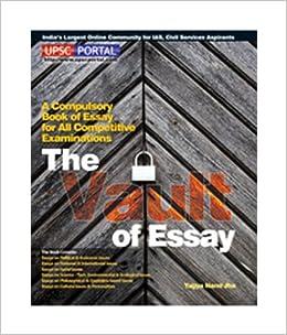 The Vault of Essay price comparison at Flipkart, Amazon, Crossword, Uread, Bookadda, Landmark, Homeshop18