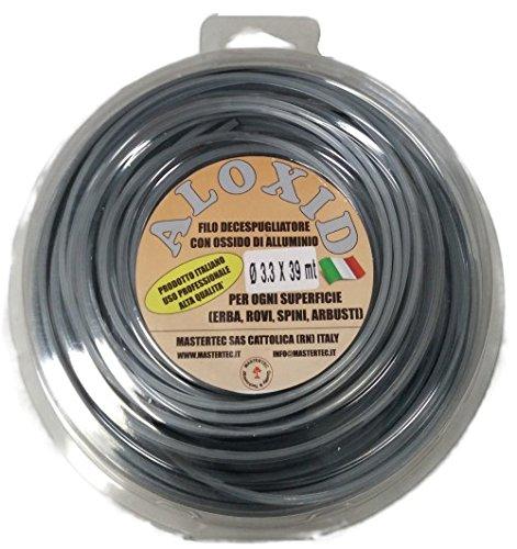 MasterTEC 39 MT de hilo para desbrozadora (óxido de aluminio ...