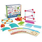 Learning Resources Dive Into Shapes A Sea & Build Geometry Set - LER1773