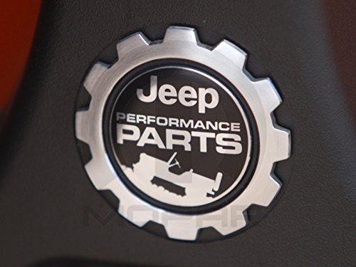 2007-2016 Jeep Wrangler Mopar Jeep Performance Parts Emblem – 82214271