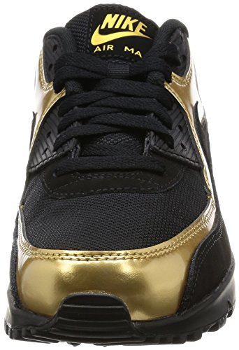 pour homme noir noir Nike or Baskets Y5qtT