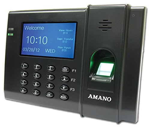 AMANO FPT80 BIOMETRIC