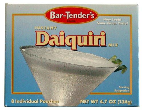 Bar-Tender's Instant Daiquiri - Mix Daiquiri Mix Drink