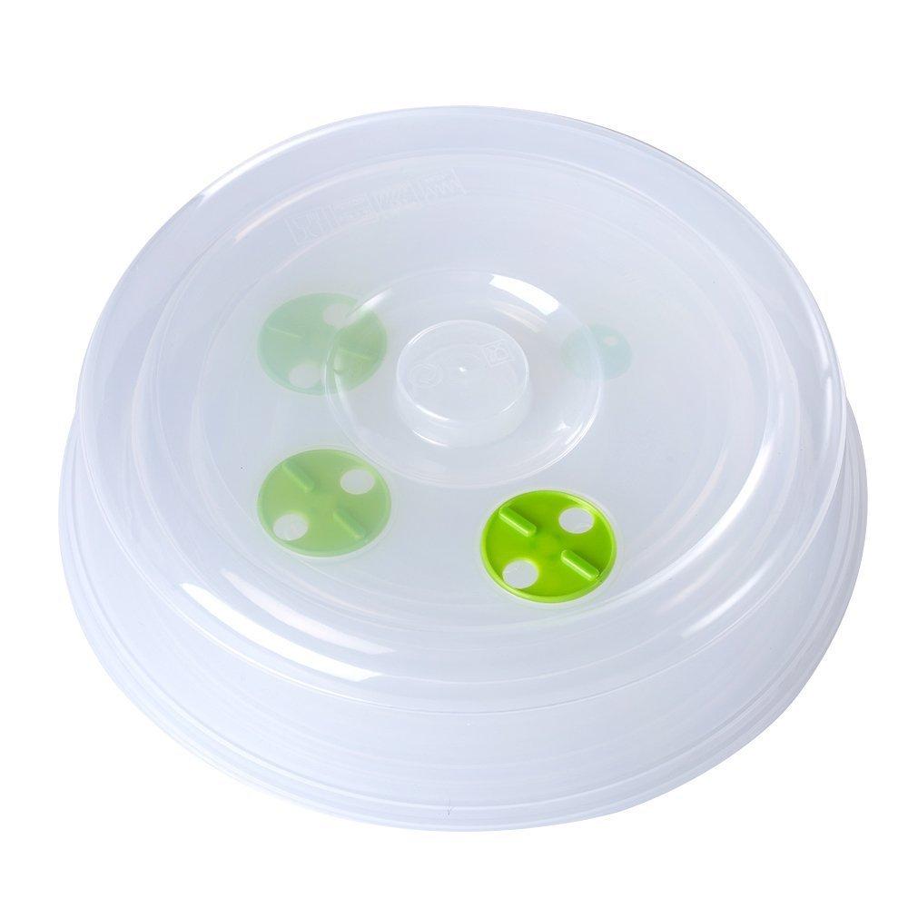 Bekith 5 unidades para plato de microondas Covers - 5 Tamaños ...