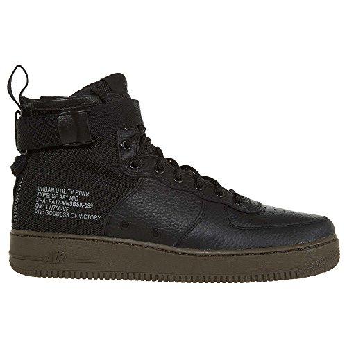 Nike Chaussures Black Sf Hazel Black Homme De Gymnastique Mid Af1 dark twt8Pqr