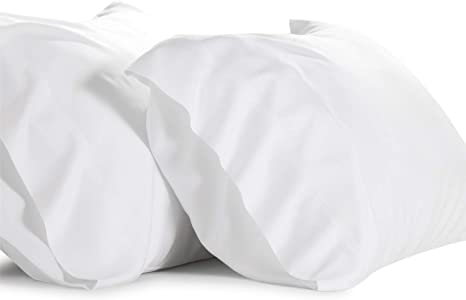 Bedsure Cooling Bamboo Pillowcases Set of 2 Breathable Cool Ultra Soft Pillow