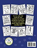 Jewish Slang Coloring Book: 24 unique illustrated