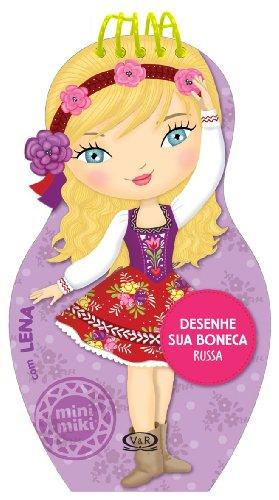 Desenhe sua boneca russa