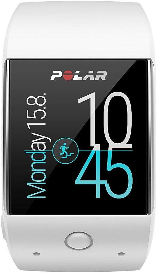 Polar M600 Smartwatch con GPS Integrado y Pulsómetro de Muñeca, Unisex Adulto