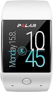 Smartwatch Esportivo com GPS, Polar, M600, Smartwatch para Esportes, Branco, Único