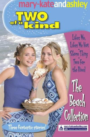 The Beach Collection 'Likes Me, Likes Me Not', 'Shore Thing', 'Two for the Road (Two of a Kind Diaries)