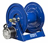Coxreels HP1125-4-500-E 12 VDC 1/3 hp Motorized Hose Reel 1/2'' x 500' 5000 psi