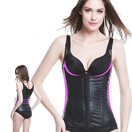 Womens Waist Trainer Corset Slimming Cincher Vest Girdle Body Shaper Vest Gridle