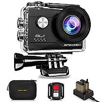 【本日限定】4Kアクションカメラがお買い得