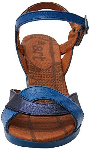 Art Damen 0279 Memphis Rio Peeptoe Sandalen Blau (zee)