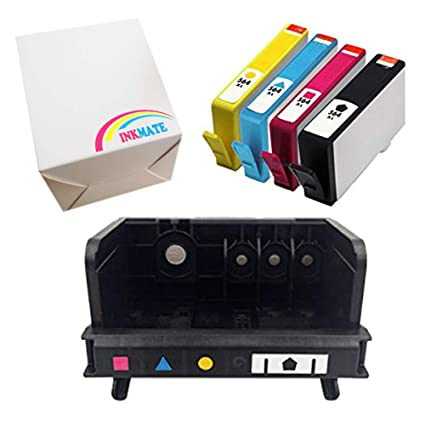 inkmate 1PK 4 ranuras cabezal de impresión y 4 unidades de alto ...