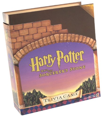 (Harry Potter and the Sorcerer's Stone Trivia Game Prefects Edition)