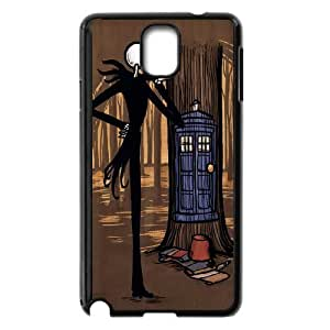 Steve-Brady Phone case TV Show Doctor Who And Police Box For Samsung Galaxy NOTE4 Case Cover Pattern-2