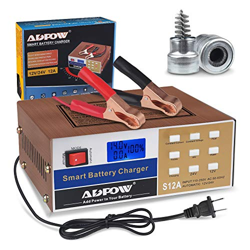 ADPOW Automotive Smart Battery