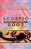 Scorpio 2002, Sydney Omarr, 0451203410