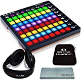 Best Launchpads - Novation Launchpad Ableton Live Controller Bundle with Novation Launchpad Review