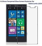 Plus 0.3Mm Tempered Glass For Nokia Lumia 1020 9H Hardnesswith Alcohol Wet Cloth Micro Fibre Dry Cloth For Nokia Lumia 1020