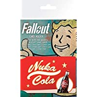 GB Eye, Fallout 4, Nuka Cola Advert, Tarjetero,