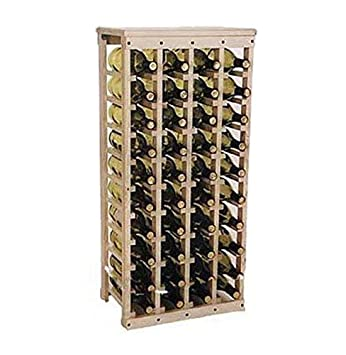 40 Bottle Wooden Wine Rack (Unfinished Pine)(38u0026quot;h X 17u0026quot; Part 68
