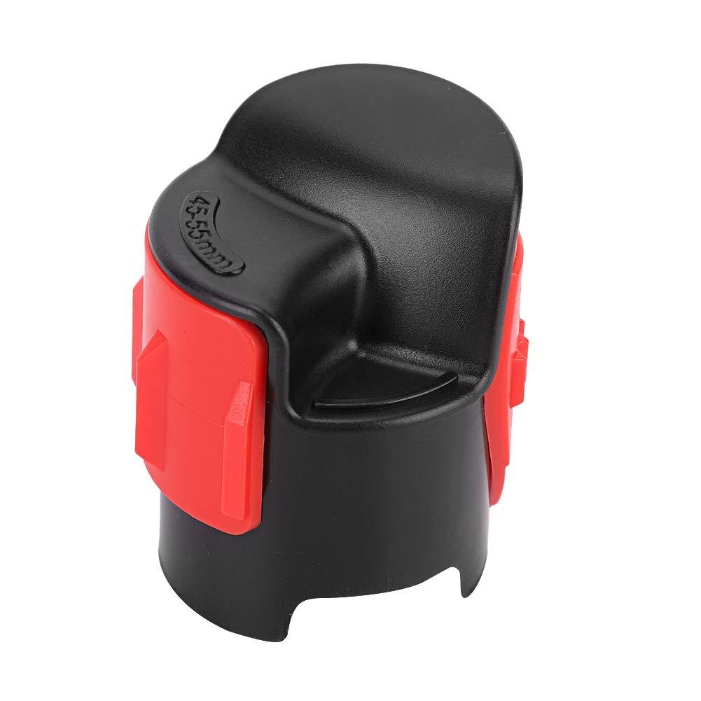 Qiilu Motocicleta Universal Sello Delantero Aceite Limpio Tenedor Limpiador Reparaci/ón de Amortiguadores Herramienta de Amortiguador 45mm-55m