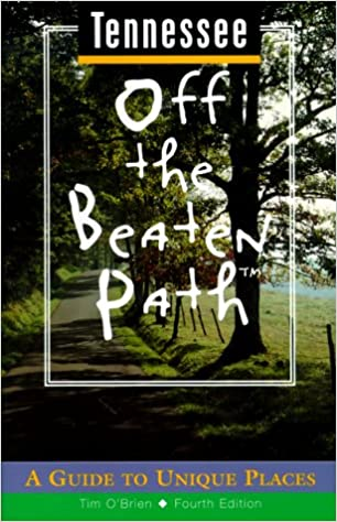Book Tennessee (Insiders Guide: Off the Beaten Path)