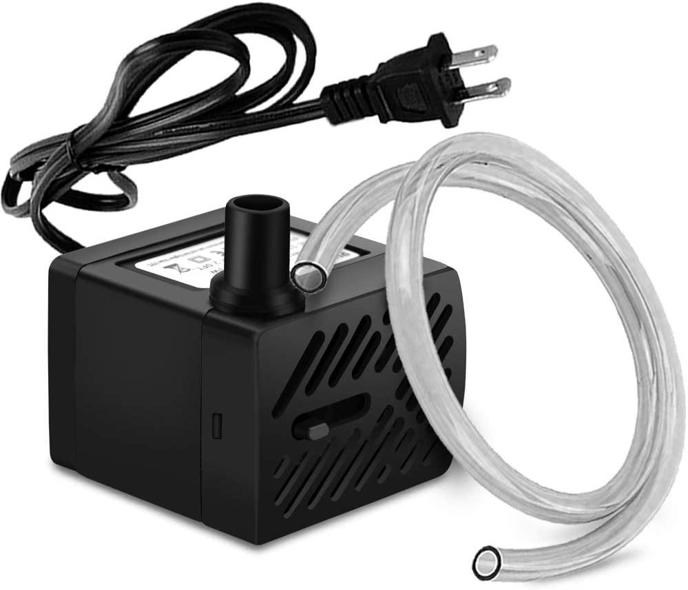 PULACO Mini Water Pump for Aquariums