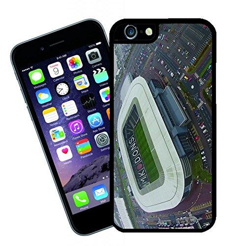 MK DONS Milton Keynes Stade de football–Modèle Étui Housse–Cette offre (non 6Plus) Apple iPhone iPhone 6Attitudes–de eclispe Idée Cadeau