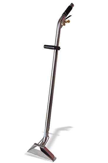 carpet wand. glidemaster stainless dual jet s-bend carpet cleaning wand t