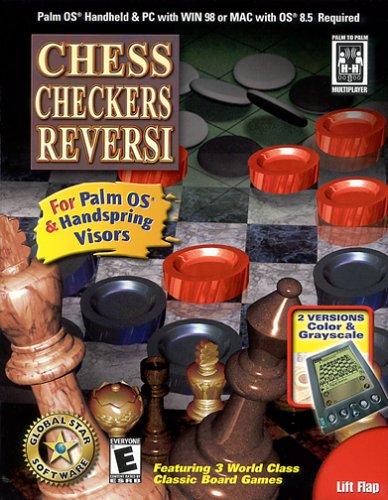 Chess Checkers & Reversi (Palm) - PC