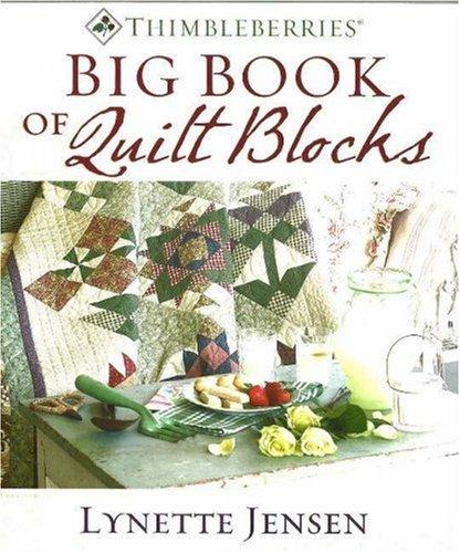 Thimbleberries Big Book of Quilt Blocks - Art Quilt Block