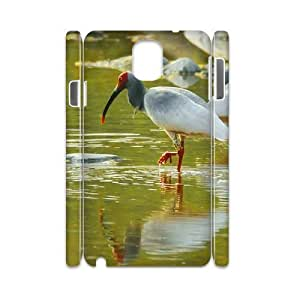 Crested Ibis Unique Design 3D Cover Case for Samsung Galaxy Note 3 N9000,custom cover case ygtg-337636