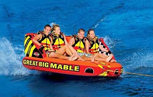 Amazon.com: Día Festivo inflables remolcable deporte de agua ...