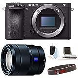 Sony Alpha a6500 Mirrorless Camera w/ 16-70mm f/4 ZA OSS Lens Bundle
