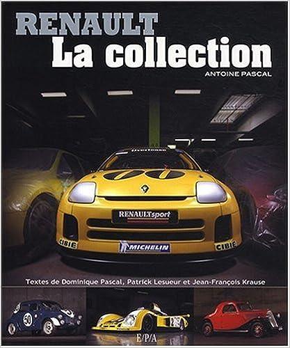 Livres gratuits Renault : La collection epub, pdf